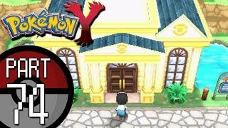 Pokemon X and Y - Part 74: Battle Maison | Earning BP for Rare Battle Items and TMs!