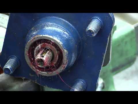 Wheel Bearing Service