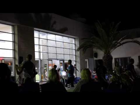 Omar Iglesias :) (Karaoke day - Eden Club, Tunisia 07/2014)