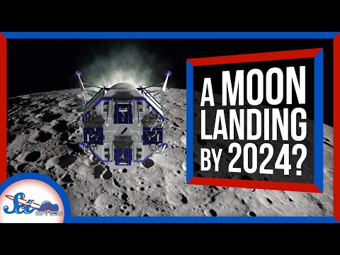 Meet Blue Moon: Blue Origin's Lunar Lander | SciShow News