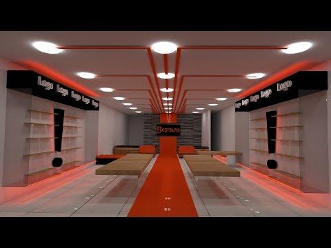 Best Interior Design Retail Kenya - by PULSARIS DESIGN