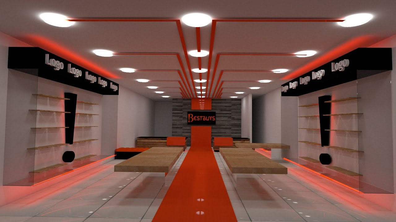 Best Interior Design Retail Kenya  by PULSARIS DESIGN  YouTube
