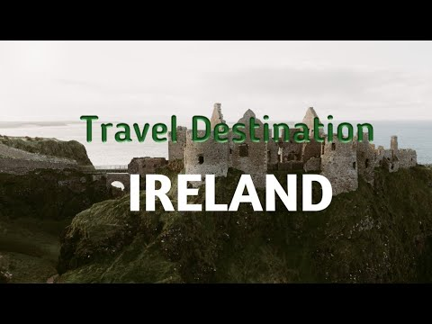 IRELAND Travel Destination #travelvlog#backpackers