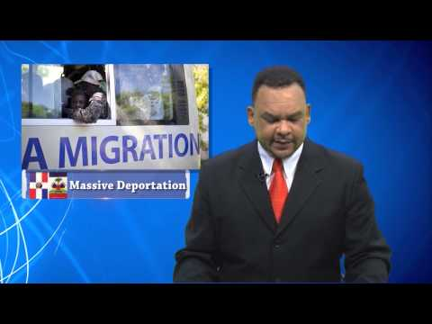 TELE IMAGE SPECIAL DEPORTATION - WHAT IS THE HAITIAN GOVERNMENT DOING ?