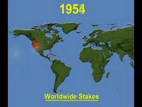 Mormon History: Growth Around the World - LDS