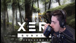 Shroud Plays XERA Survival Gameplay