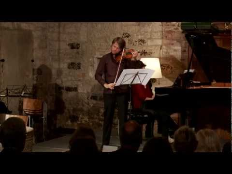 Piazzolla's Milonga en Ré by Daniel Rowland & Natacha Kudritskaya - live @ Stiftfestival '12