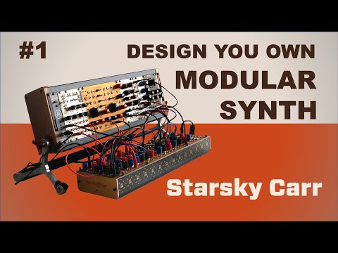 5 Steps to your first Eurorack: the definite guide to designing your first modular synth