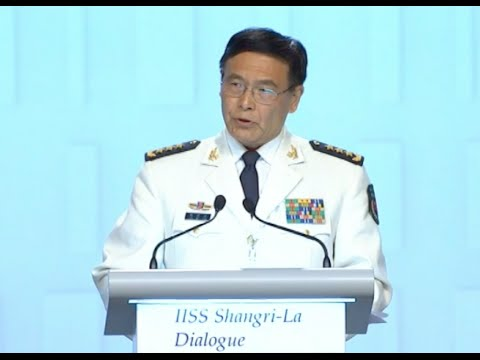 Chinese Admiral Sun Expresses Confidence in China's Ability to Maintain Peace in South China Sea