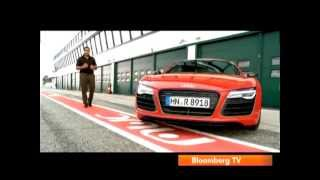 Audi R8 2013 review and drive by Autocar India