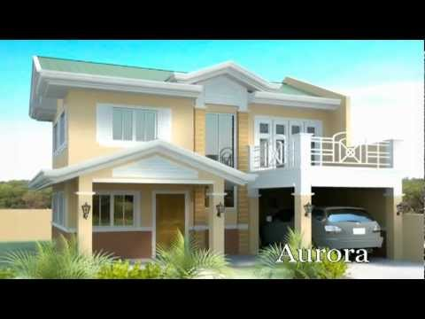 Robinson 39 s homes model house collection youtube for Robinsons homes design collection
