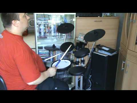 High school musical breaking free drum cover on roland HD-1. Dedicated to my nice Melissa.