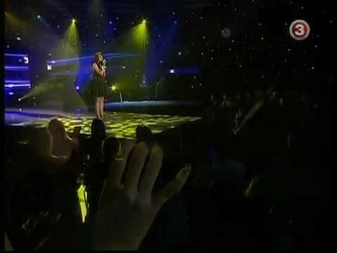 Getter Jaani - See Maailm Uus (A Whole New World) Eesti Otsib Superstaari/Estonian Idol 09