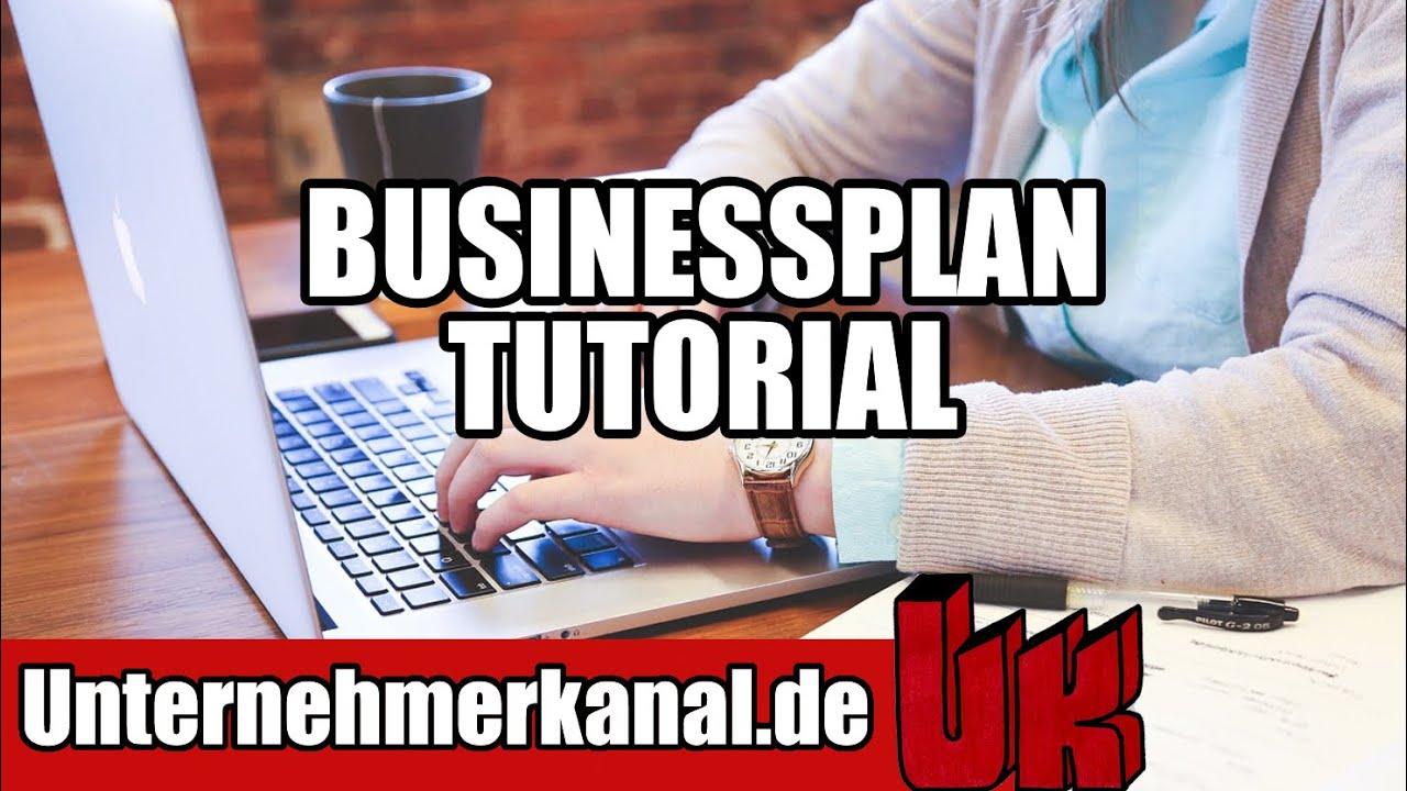 Businessplan erstellen für Unternehmer in 12 Min - Businessplan ...