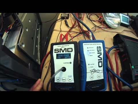 how to fix amplifier in protect mode