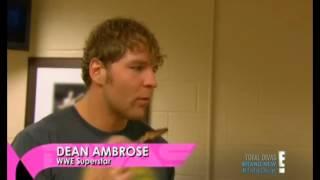 Dean Ambrose on Total Divas