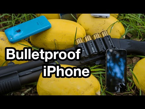 The bulletproof iPhone: Myth of Fact?
