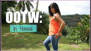 OOTW: In Hawaii | What I Wore in Hawaii!