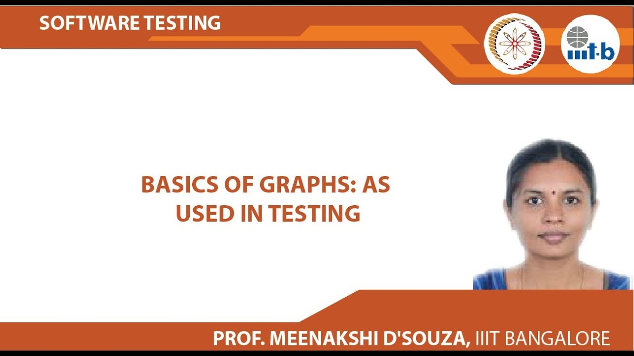 Lecture 5 basics of graphs as used in testing youtube lecture 5 basics of graphs as used in testing software testing ccuart Gallery