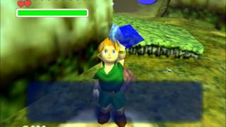 Zelda Ocarina of Time E11 Road to the We...