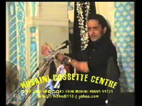 Allama irfan haider abidi majlis video dailymotion.