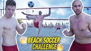 BEACH SOCCER CHALLENGE - SFIDA ECCEZIONALE !!