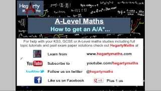 Download lagu How to get an A or A in Maths A Level MP3