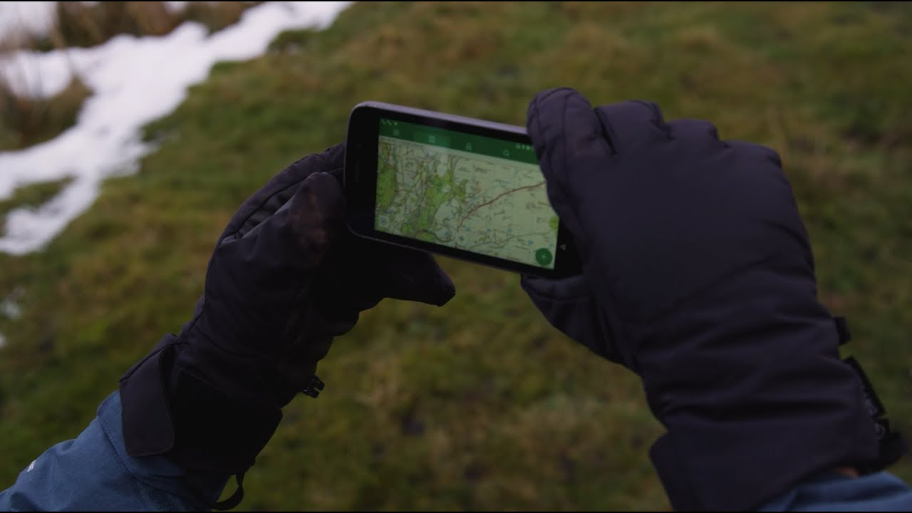 Land Rover Explore: The Outdoor Phone