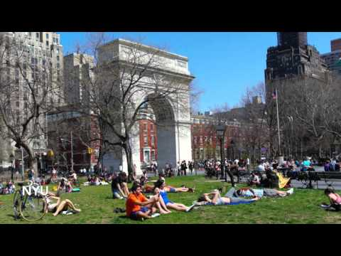 Five Boroughs of New York