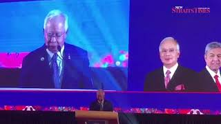 Women must be accepted as equal partners and drivers of nation's growth, says Najib