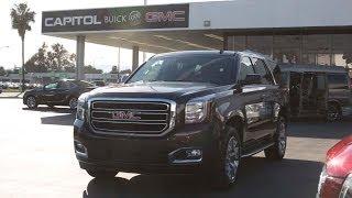 Video 2015 GMC Yukon SLT Overview - Capitol Buick GMC download MP3, 3GP, MP4, WEBM, AVI, FLV Juni 2018