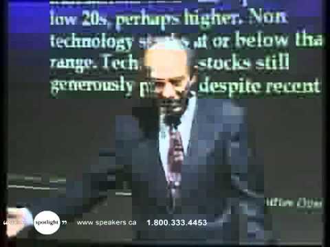 Jeremy Siegel - Professor of Finance, Wharton School of the University of Pennsylvania