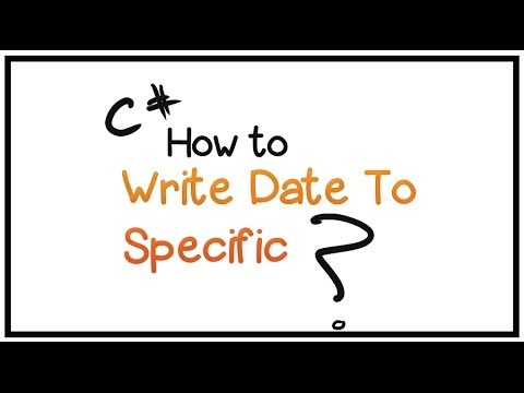 How To Edit Excel Worksheet Using C# -Part 7- (Write Data to ...