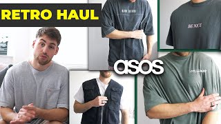 HUGE ASOS Clothing haul | Affordable Streetwear 2020