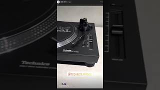 CES 2019 - Technics SL-1200 MK7 et SL-1500 C