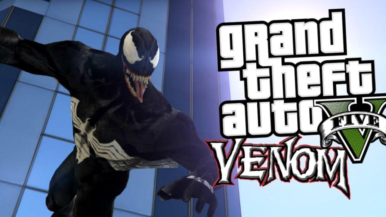 Venom Mod Gta  Mod Moment Lucu Bahasa Indonesia