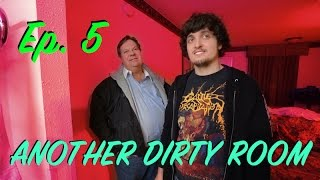 Another Dirty Room Ep. 5 : FILTHY MOTEL FROM HELL : The Royal Inn : Odenton, MD