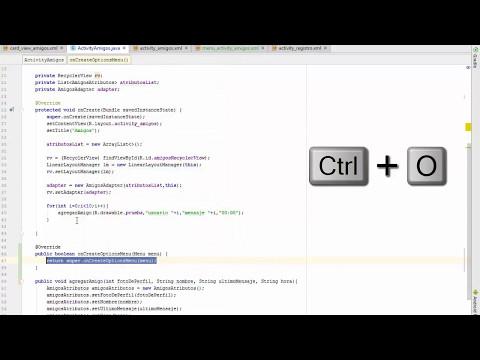 40. Lista De Amigos (PHP) | Sistema De Chat Avanzado En Tiempo Real - Android Studio