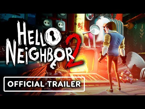 Hello Neighbor 2 - Official Announcement Trailer | Xbox Showcase 2020