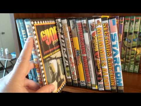 Complete Ioffer Cartoon DVD collection