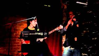 SELECTOR - Ruled Girls [theme from HARD BREAKERS movie] LIVE@The Underground Lounge NYC