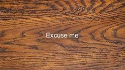 Wie sagt man Entschuldigen Sie mich auf Englisch
