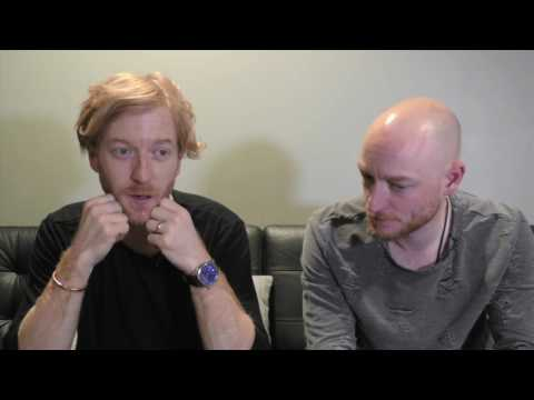 Biffy Clyro interview - James and Ben (part 1)