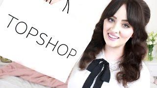 Spring Topshop Haul! | Becca Rose