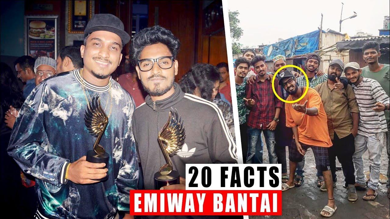 20 Facts You Didn't Know About Emiway Bantai | Emiway Bantai