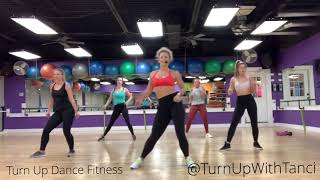 Turn Up Dance Fitness // Girl Power Warm Up // 10 minute HIIT