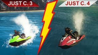 Just Cause 3 BETTER?! than Just Cause 4 (4K textures installed!) | PC | ULTRA