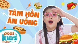 Download lagu Tâm Hồn Ăn Uống - Gia Ân Jolly | Ca Nhạc Thiếu Nhi - POPS Kids Music