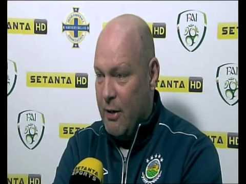 David Jeffrey on Linfield's defeat to Shamrock Rovers