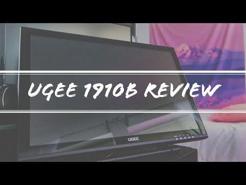 UGEE UG-1910B | Pen Display Tablet Review